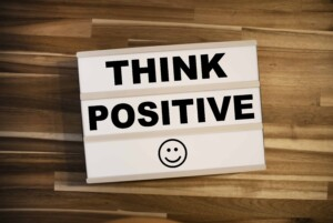 positive focus quotes, how to focus positive thoughts, yes i can, think positive